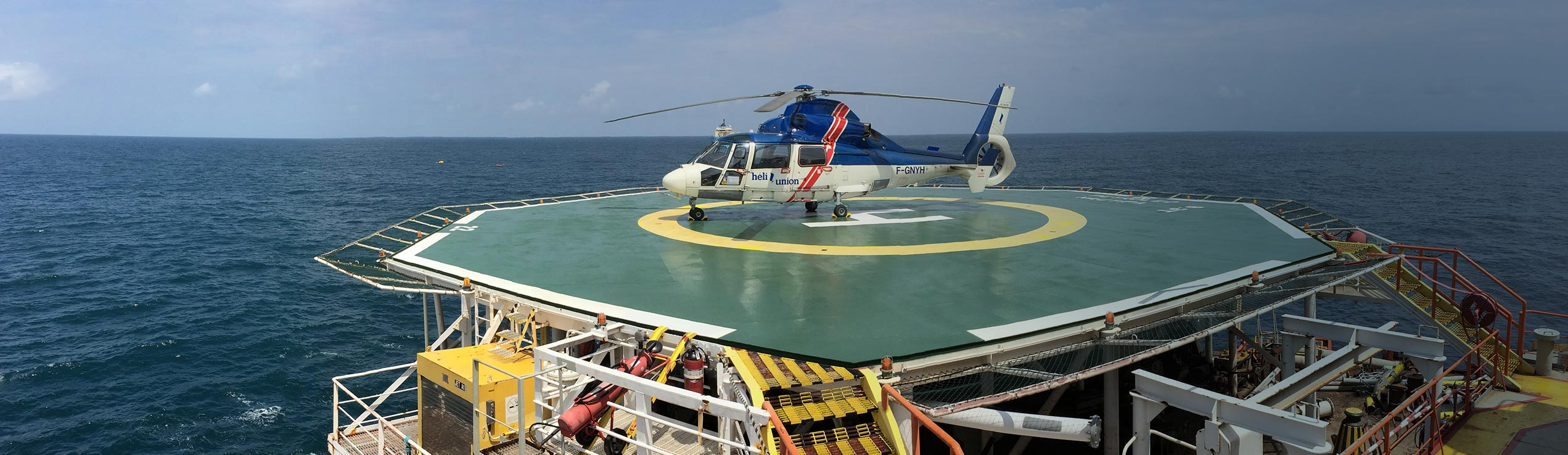 heli union fleet