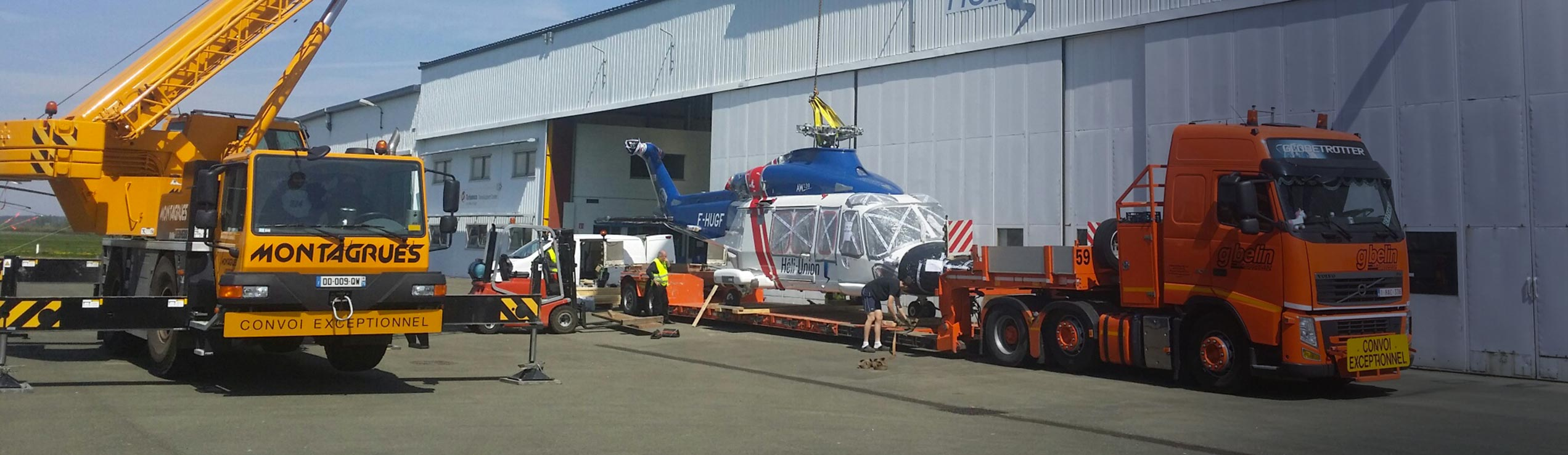 offshore helicopter transport