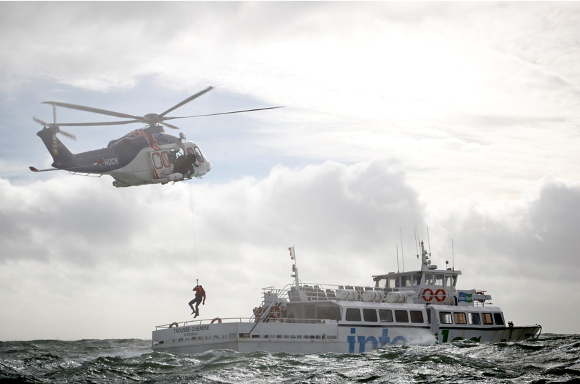 Héli-Union and Priority1 Air Rescue: Collaboration in Emergency SAR Service