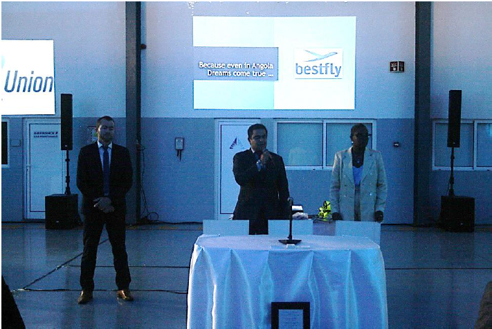 HELI-UNION ANNOUNCES A NEW PARTNERSHIP WITH BESTFLY IN ANGOLA