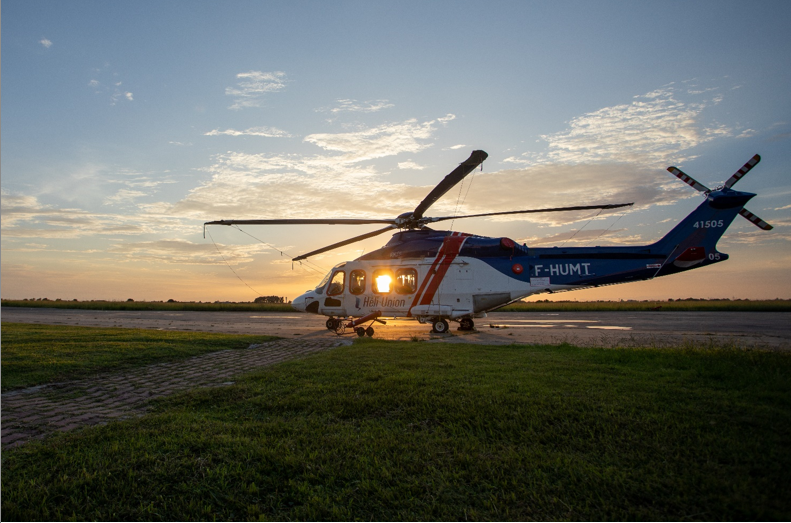 HELI-UNION AWARDED A LONG TERM CONTRACT WITH AN OIL AND GAS COMPANY IN AFRICA