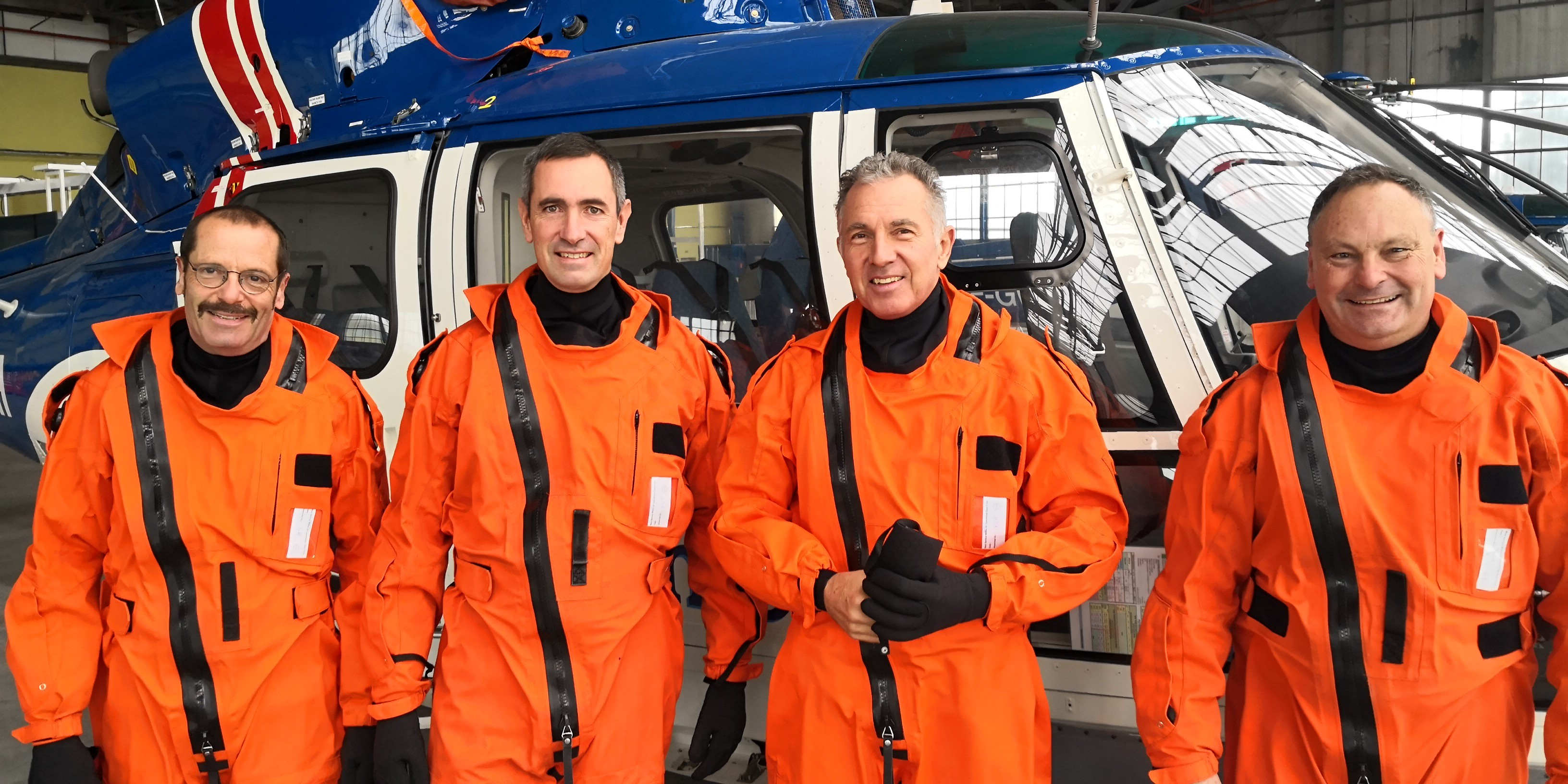 HELI-UNION PROVIDED HELICOPTER OFFSHORE SERVICE IN BULGARIA