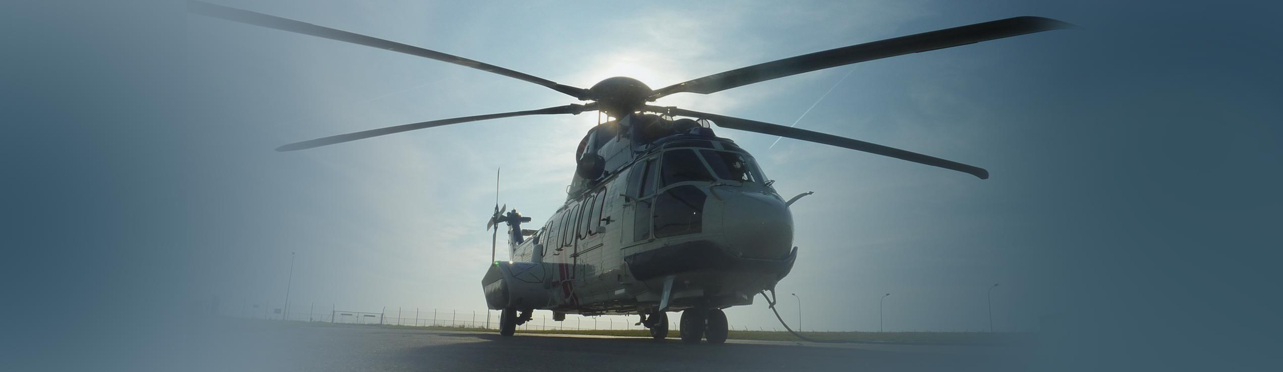 Helicopter EC 225