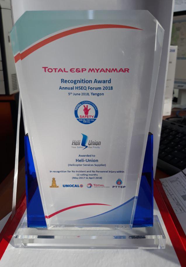 total award